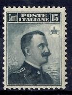 Italie YT N° 78 Neuf ** MNH. Gomme D'origine. TB. A Saisir! - 1900-44 Vittorio Emanuele III