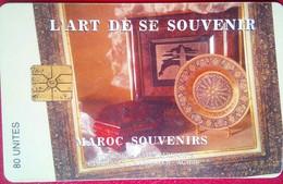 80 Units Maroc Souvenirs - Marokko