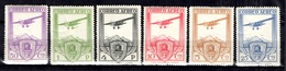Espagne Poste Aérienne YT N° 50/55 Neufs ** MNH. TB. A Saisir! - Poste Aérienne