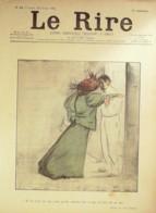 """REVUE """"LE RIRE""""-1896- 68-PROFESSEUR SANGOEN-EMILE ZOLA-PROCES Des 104 - Libros, Revistas, Cómics"""