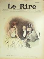"""REVUE """"LE RIRE""""-1896- 80-PASTEUR-VERNISSAGE-PENDU Chez DUCLERC - Libros, Revistas, Cómics"""