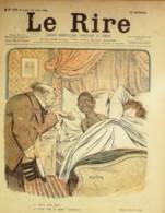 """REVUE """"LE RIRE""""-1900-303-METIVET,ROUBILLE,THELEM,RADIGUET,NEZIERE - Libros, Revistas, Cómics"""