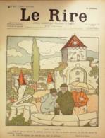 "REVUE ""LE RIRE""-1901-352-DELAW,AVELOT,IRIB,BERTIN,FRONT,MONNIER,FAIVRE - Libros, Revistas, Cómics"