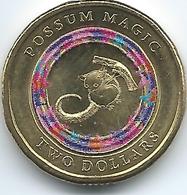 Australia - Elizabeth II - 2017 - 2 Dollars - Possum Magic - Decimal Coinage (1966-...)