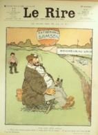 """REVUE """"LE RIRE""""-1906-178-VILLEMOT,GUILLAUME,SOMM - Libros, Revistas, Cómics"""