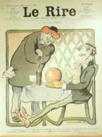 """REVUE """"LE RIRE""""-1906-180-PEARLY,HUARD,PREJELAN,MIRANDE,NOB - Libros, Revistas, Cómics"""
