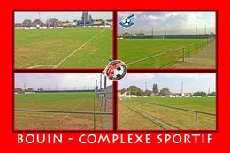 Bouin (85 - France) Complexe Sportif De Bouin - France