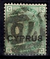 Chypre YT N° 6 Oblitéré. B/TB. A Saisir! - Cyprus (...-1960)