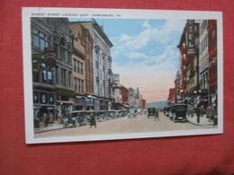Market Street  Harrisburg  Pennsylvania          Ref 4114 - Harrisburg