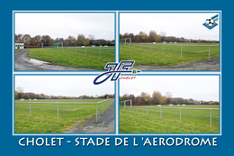 Cholet (49 - France) Stade De L'Aérodrome - Cholet