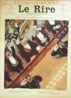 """REVUE """"LE RIRE""""-1911-444-GUILLAUME ROUBILLE FLORES PAVIS FABIANO,HEMARD - Libros, Revistas, Cómics"""