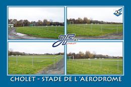 Cholet (49 - France) Stade De L'Aérodrome - Stadiums