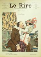 """REVUE """"LE RIRE""""-1913-546-FAIVRE VALLEE FALKE FAU RADIGUET METIVET LABORDE - Libros, Revistas, Cómics"""