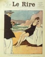 "REVUE ""LE RIRE""-1919-29-ROUBILLE JEANNIOT NOB VION GENTY LABORDE - Libros, Revistas, Cómics"