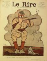 """REVUE """"LE RIRE""""-1920-84-FALKE GENTY NOB HEMARD ROUSSAU FABIANO - Libros, Revistas, Cómics"""