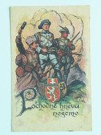 Czechia 1042 Legie Legion 1921  Austria Ed V. Čutty - Patriottiche