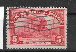 CP 5 - Used Stamps