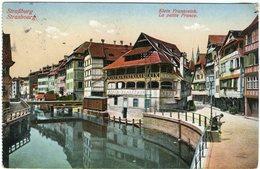 CPA 67 - Strasbourg Strassburg La Petite France Klein Frankreich Vers 1914 - Strasbourg