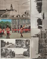 N 60  Lot 100 CPSM Différentes Etrangères - Postcards