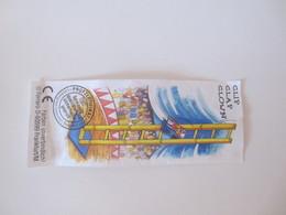 Kinder Surprise Deutch 1996 :BPZ 656364 - Instructions