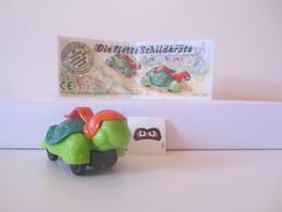 Kinder Surprise Deutch 1996 :658332 + BPZ + Stickers - Montables