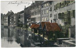 CPA 67 - Strasbourg Strasburg Germany La Petite France - Strasbourg