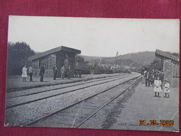 CPA - Igny - La Halte - Igny