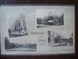 LAMBERSART  Le Canon D'or L'avenue De Jussieu - Lambersart