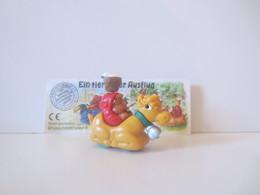 Kinder Surprise Deutch 1996 : 701939  + BPZ - Montables