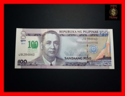 PHILIPPINES 100 Piso 2011  P. 212 A  *COMMEMORATIVE*  UNC - Philippines