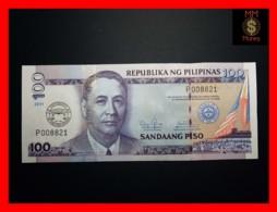 PHILIPPINES 100 Piso 2011  P. 212 B  *COMMEMORATIVE* UNC - Philippines