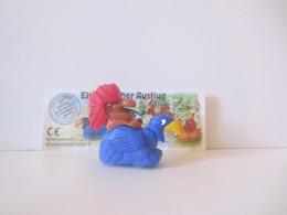 Kinder Surprise Deutch 1996 : 701963  + BPZ - Montables