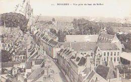 Nord        255        Bergues.Vue Prise Du Haut Du Beffroi - Bergues