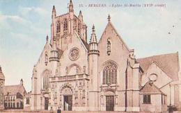 Nord        267        Bergues.Eglise Saint Martin - Bergues