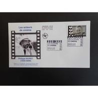 FDC - Les Acteurs De Cinéma, Philippe Noiret, Oblit 19/10/2012 Lille - FDC