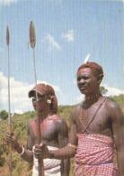 TANZANIA   Sambury Warriors RV Beaux Timbres 10 + 20 (Serpents) Tanzania - Tanzanía