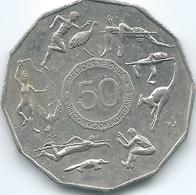 Australia - Elizabeth II - 2005 - 50 Cents - Commonwealth Games - KM769 - Decimal Coinage (1966-...)