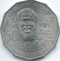 Australia - Elizabeth II - 2017 - 50 Cents - Pride & Passion - Mabo & Referendum Anniversaries - Decimale Munt (1966-...)