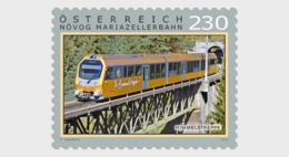 Austria 2019 - Mariazell Railway – Himmelstreppe Mnh - 1945-.... 2. Republik
