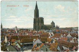 CPA 67 - Strasbourg Strassburg Totale Panorama Vers 1911 - Strasbourg