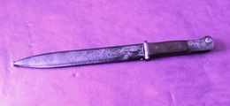 BAIONNETTE K 98 Mod. 1884-98 - Knives/Swords