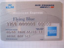Télécarte Air France American Express Argent - Telefoonkaarten