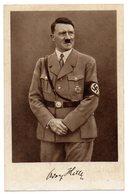 Der Führer Geburtstag 20.4.1938 Braunau Am Inn Sonderstempel - Deutschland
