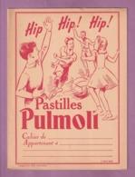 RARISSIME : PROTEGE CAHIER PASTILLES PULMOLL  (  EFGE  VALENCIENNES ) - Book Covers