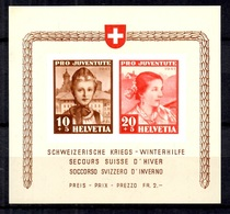Suisse Bloc-feuillet YT N° 6 Neuf ** MNH. TB. A Saisir! - Blocks & Sheetlets & Panes