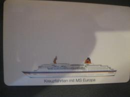 Télécarte Bateaux Abonnement - Boats