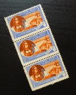 Yugoslavia C1937 Slovenia Croatia Charity Stamps (NG) For Blind Girls B2 - Verzamelingen & Reeksen