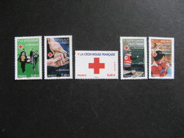 TB Série N° 4621 Au N° 4625, Neufs XX. - Unused Stamps