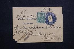 ARGENTINE - Entier Postal + Complément De Buenos Aires Pour Paris - L 61929 - Ganzsachen