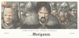 727.  DUFAUX- DELABY    MORGANES - Illustrators D - F